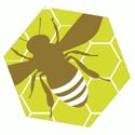 Symbol Biene